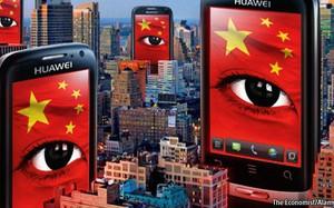 """Luôn lo sợ TQ núp bóng Huawei làm chuyện khuất tất, thực chất chính là Mỹ """"có tật, giật mình""""?"""