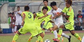 """""""Đặc sản"""" của Nhật Bản khiến U19 Việt Nam điêu đứng"""