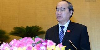 Ông Nguyễn Thiện Nhân: 'Nhân dân bất bình về vụ việc ông Trịnh Xuân Thanh'