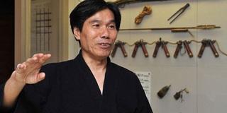Ninja cuối cùng của Nhật có thể đoạt mạng ở khoảng cách 20 bước chân trong nháy mắt