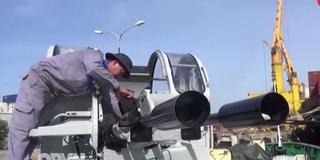 Bảo đảm kỹ thuật cho tàu tuần tra cảnh sát biển