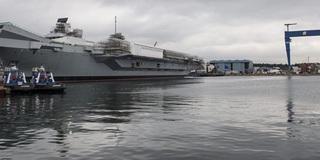 """Nga sẽ đưa tàu sân bay mới của Anh vào """"tầm ngắm"""""""