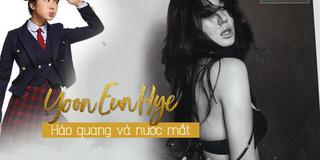 """""""Thái tử phi"""" Yoon Eun Hye: Sự nghiệp 11 năm tan nát vì scandal gian dối"""