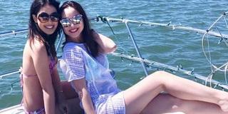 Jennifer Phạm khoe dáng cực nuột sau khi sinh nhóc tỳ thứ 3 chỉ 3 tháng