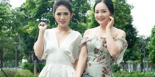 Diễn viên Lan Phương tái xuất sau 5 tháng sinh con, đọ sắc với Trang Cherry