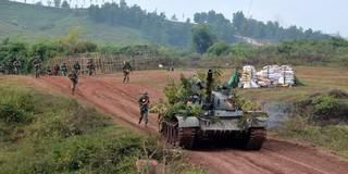 Quân đoàn 1 tổ chức diễn tập chiến thuật hiệp đồng quân binh chủng có bắn đạn thật