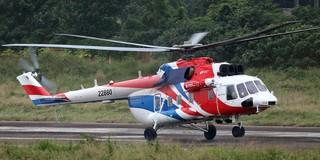 Sự kiện lịch sử: Tận mắt chứng kiến trực thăng Nga biểu diễn trên bầu trời Hà Nội
