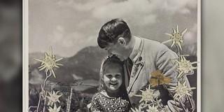 """Hé lộ """"tình bạn"""" kì lạ, bị ngầm ngăn trở giữa trùm phát xít Hitler và bé gái Do Thái"""