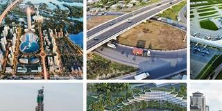 """Infographic: Điểm danh một số """"siêu dự án"""" khởi công năm 2018"""