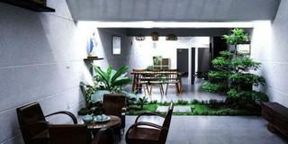 Ngôi nhà có kiến trúc như hang động khiến nhiều người mê mẩn