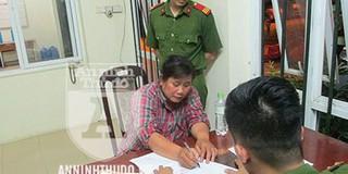 Hà Nội: Người phụ nữ siết cổ lái xe ôm trong phòng trọ để cướp tiền