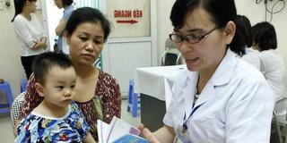 Bệnh sởi tăng cao ở một số địa phương, Bộ Y tế yêu cầu tăng cường tiêm vắc xin