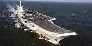 Nhóm tác chiến tàu sân bay Trung Quốc: Thử thách khắc nghiệt đang chờ đón