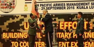 Quân đội Việt - Mỹ đồng chủ trì hội thảo Quản lý Lục quân Thái Bình Dương