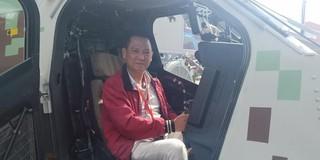 """PV VN duy nhất ngồi trực thăng Mi-28NE: Phát hiện có biểu tượng """"thần thánh"""" thời bao cấp"""