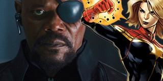 """Vì sao Nick Fury lại đợi vào những """"giây phút cuối cùng"""" của Avengers: Infinity War mới gọi cho Captain Marvel?"""