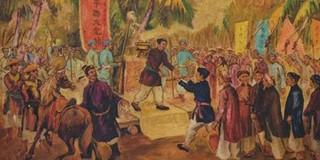 Hưởng ứng lời kêu gọi Cần Vương, Phan Đình Phùng cùng nhiều thủ lĩnh đứng lên khởi nghĩa