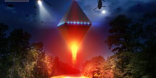 """Bí mật pha rượt đuổi UFO khét tiếng bậc nhất lịch sử: 2 chiếc tiêm kích F-16 """"hít khói"""""""