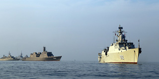 Tàu hộ vệ tên lửa 012-Lý Thái Tổ lên đường tham dự LIMA 2019 và thăm hữu nghị Myanmar