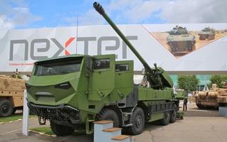 Việt Nam sẽ bỏ qua pháo tự hành CAESAR 6x6 để tiến thẳng lên phiên bản hiện đại nhất?