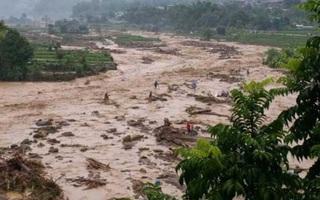 Trận lũ khủng khiếp ở miền núi phía Bắc: 34 người chết và mất tích