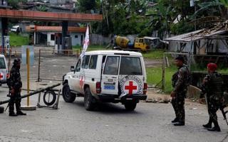 Dân thường Philippines bị IS hành quyết man rợ, vứt xác ngoài thành phố Marawi