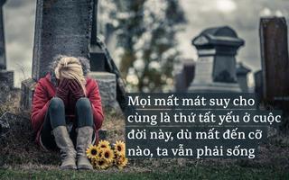 """""""Chữa lành"""" của nhà báo Hoàng Nguyên Vũ - bài viết dành cho những tâm hồn đang tổn thương"""