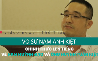 Tổng đàn chủ Vịnh Xuân: Sư phụ 80 tuổi của Flores thừa sức hạ gục anh Huỳnh Tuấn Kiệt