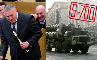 Với tên lửa S-700, không một máy bay nào dám cất cánh: Trò khoe mẽ quá lố của nghị sĩ Nga!
