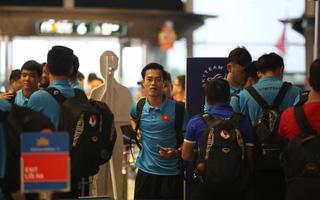 Trở về Hà Nội đón rét, Văn Toàn sẵn sàng cho trận chung kết lượt về