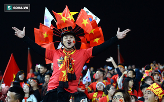 """Báo Anh ngỡ ngàng, dù từ """"hoang dại"""" để nói về bầu không khí ăn mừng tại Việt Nam"""