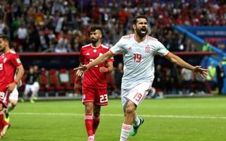 """Diego Costa """"nổ súng"""", Tây Ban Nha """"vã mồ hôi lạnh"""" với chiến thắng thót tim"""