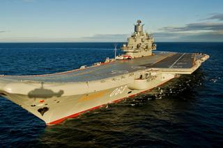 Giấc mơ tàu sân bay của Nga đã chết?