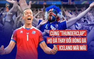 Hạ Anh, cầm hòa Argentina, Iceland còn một thứ nữa khiến cả thế giới phải ngân nga