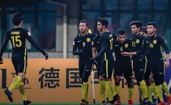 Sau bê bối chấn động châu Á, U23 Malaysia gây tiếng vang lớn trong trận mở màn Asiad
