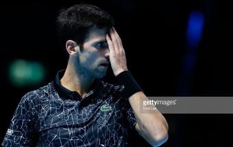 Zverev đánh bại Djokovic để lên ngôi tại ATP Finals 2018