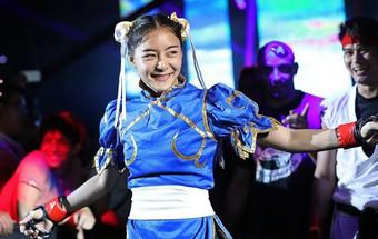 Nhan sắc nữ võ sĩ MMA hấp dẫn bậc nhất châu Á