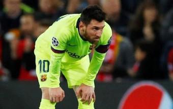 """Messi: """"Tôi thực sự không quan tâm đến danh hiệu Chiếc giày vàng, nó không nằm trong tâm trí tôi"""""""