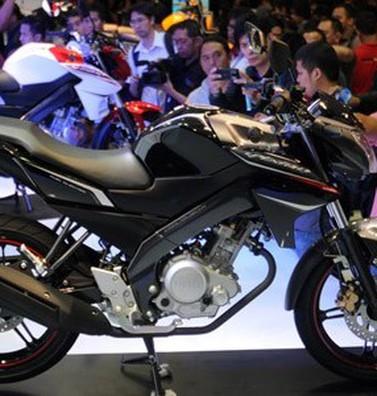 Xe mô tô giá rẻ của Yamaha đã về Việt Nam