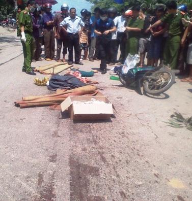 Ngã xuống đường, một phụ nữ chết thảm dưới gầm xe tải