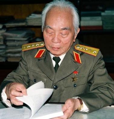 Đại tướng Võ Nguyên Giáp vĩnh hằng trong lòng dân