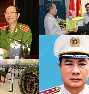 Trước tướng Ngọ, đã có 3 tướng từ trần khi đang còn tại vị
