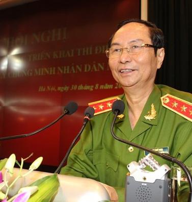 Thượng tướng Phạm Quý Ngọ được an táng tại Thái Bình