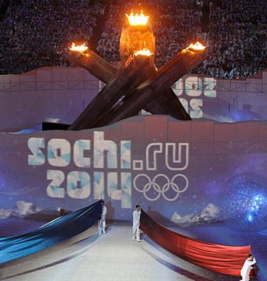 Box TV: TRỰC TIẾP lễ khai mạc Olympic Sochi 2014