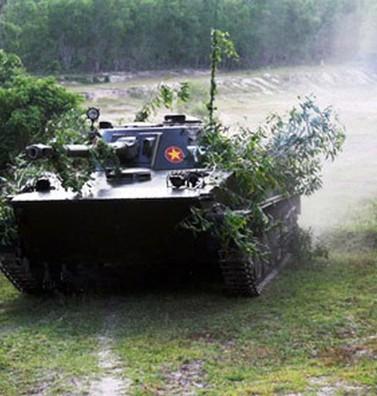 Những ưu điểm khi nâng cấp PT-76 bằng tháp pháo Cockerill XC-8