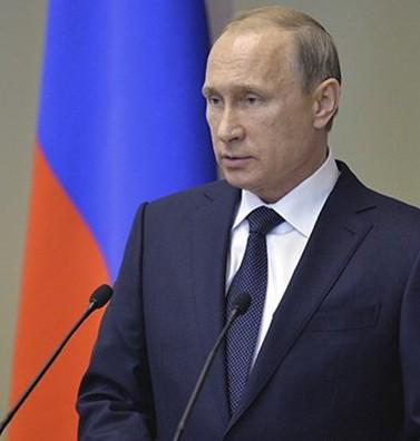 """Putin: """"Bộ luật đòi hoãn nợ của Ukraine là chuyện quá lạ"""""""