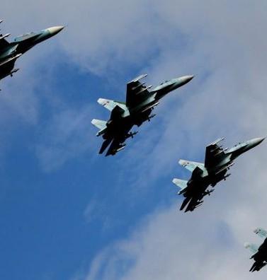 Su-27 Nga suýt va chạm với máy bay trinh sát Mỹ trên biển Baltic