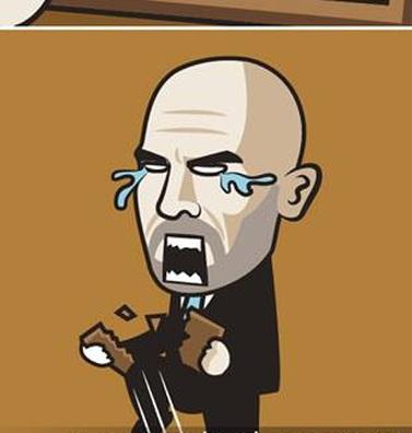 Pep Guardiola giận dỗi xé tan ảnh Messi