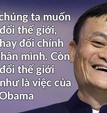 Tất tần tật về Jack Ma - Tỷ phú khiến cả thế giới ngưỡng mộ
