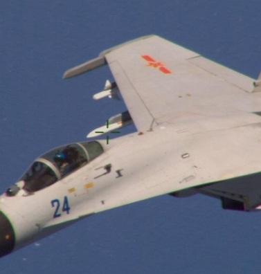 Hàng chục máy bay ném bom TQ bay qua eo biển Nhật